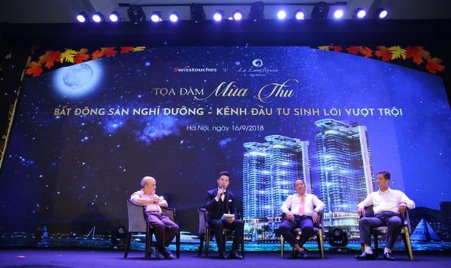GS Đặng Hùng Võ: Không sợ đóng băng hay bong bóng bất động sản du lịch