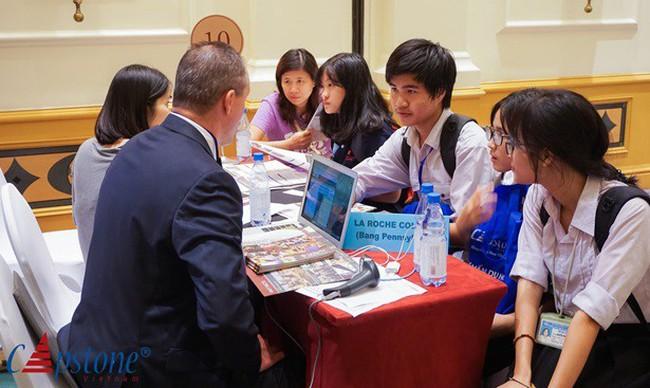 Nhiều cơ hội học tập hấp dẫn tại triển lãm du học StudyUSA – Đại học và Cao đẳng Hoa Kỳ