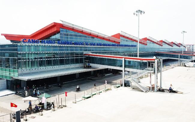 Sân bay Vân Đồn đã hoàn thành 95%, dự kiến bay thương mại vào tháng 12 tới