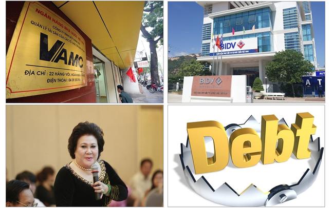 """Tăng mạnh giá cách đây 3 tháng, bây giờ VAMC và BIDV lại """"đại hạ giá"""" khoản nợ của Thuận Thảo Nam Sài Gòn và 95 cá nhân"""