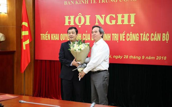 Ông Ngô Đông Hải làm Phó Bí thư Thường trực Tỉnh ủy Thái Bình