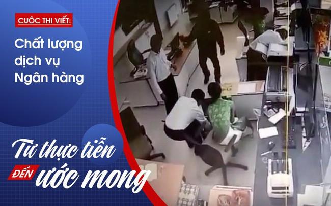 Dễ như cướp ngân hàng?