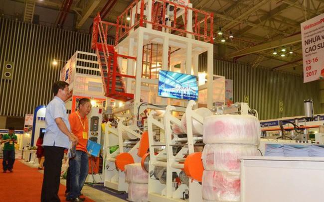 Doanh nghiệp quốc tế quan tâm ngành nhựa Việt Nam