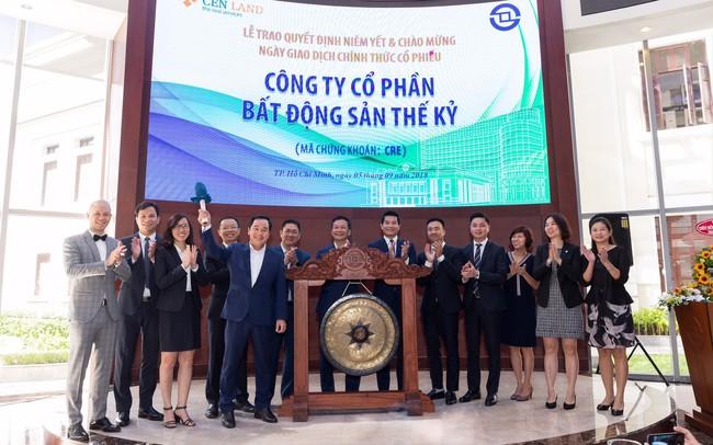 50 triệu cổ phiếu của Công ty môi giới BĐS CENLAND chính thức giao dịch trên HOSE