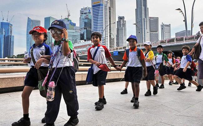 Học cách người Singapore cải cách hệ thống giáo dục