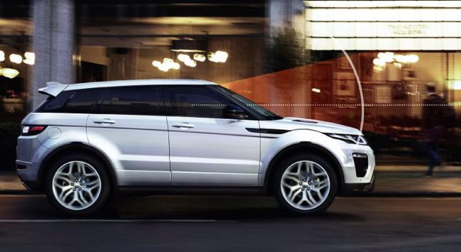 Vì sao Range Rover Evoque được ưa chuộng?