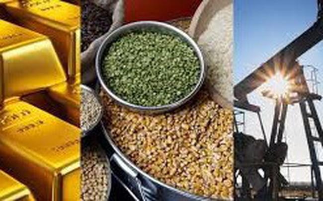 Thị trường ngày 6/9: Dầu, thép và nông sản đồng loạt giảm giá