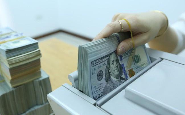 Tỷ giá trung tâm bất động, USD ngân hàng tăng giảm trái chiều - ảnh