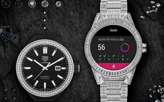 """Gần 600 viên kim cương bao phủ chiếc đồng hồ thông minh đắt nhất thế giới: Đẹp tinh tế, vượt mặt cả """"con cưng"""" của Louis Vuitton"""