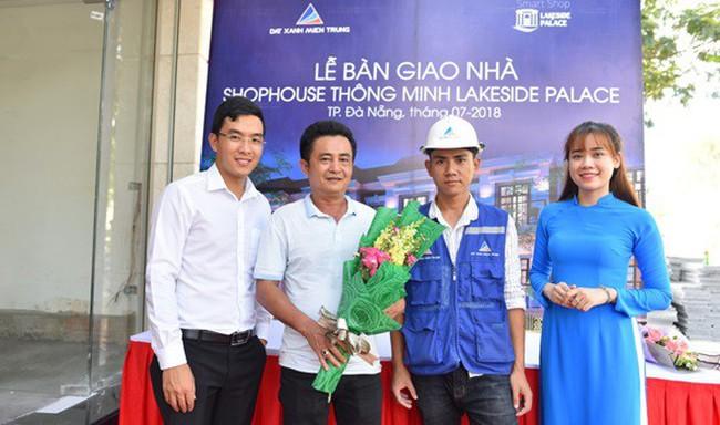 Đất Xanh Miền Trung: 260 căn Shophouse tại khu Tây Bắc Đà Nẵng sẽ hoàn thành vào tháng 06/2019