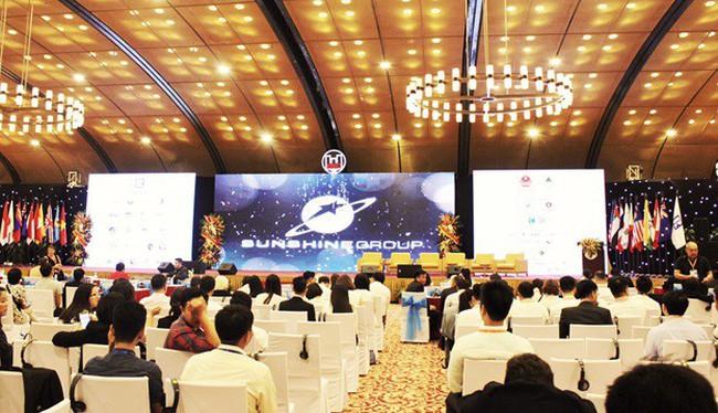 BĐS ứng dụng công nghệ 4.0 của Sunshine Group xuất hiện ấn tượng tại Hội nghị quốc tế IREC 2018