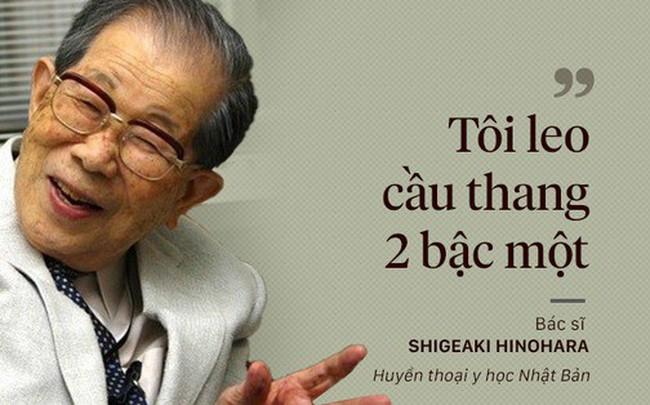 Huyền thoại y học Nhật Bản sống thọ 105 tuổi: Chỉ vọn vẻn trong 5 điều rất dễ làm