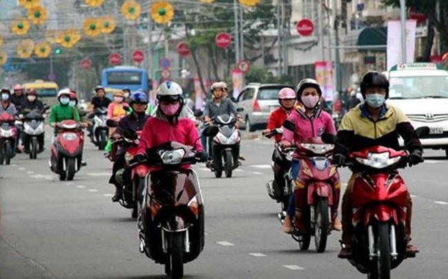 Hà Nội se lạnh, miền Trung mưa lớn