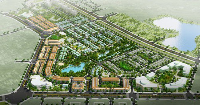 Hà Nội điều chỉnh quy hoạch khu đô thị mới Tây Nam Kim Giang