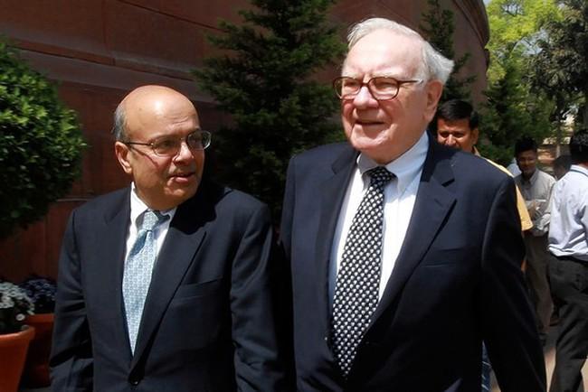 Đây là người kiếm nhiều tiền cho Berkshire hơn cả Warren Buffett