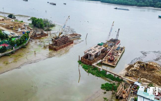 Chính phủ chỉ đạo giải quyết dứt điểm vướng mắc dự án chống ngập 10.000 tỷ tại TP.HCM