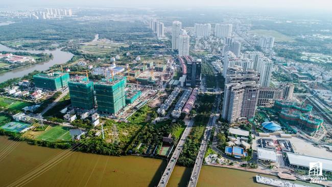 Nguồn cung căn hộ ven kênh rạch TP.HCM bùng nổ mạnh mẽ trong năm 2018