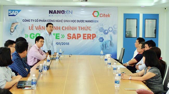 Nanogen Biopharmaceutical vận hành thành công giải pháp quản trị SAP ERP ngày 02/01/2018