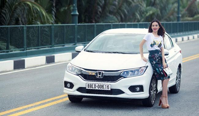 Honda Việt Nam chính thức áp dụng mức giá mới cho Honda City từ ngày 03/01/2018