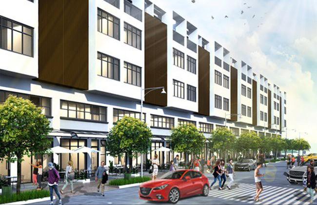"""""""Vùng thành phố Hồ Chí Minh"""" đang bứt phá với nhiều dự án bất động sản chất lượng tốt"""