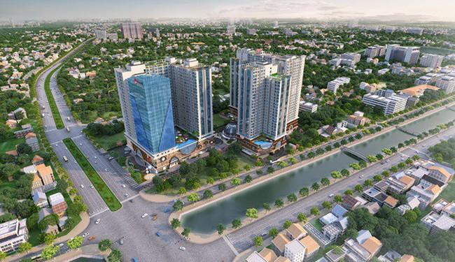 Chính thức mở bán Hinode City, tổ hợp căn hộ - văn phòng cao cấp phong cách Nhật Bản giữa lòng Hà Nội