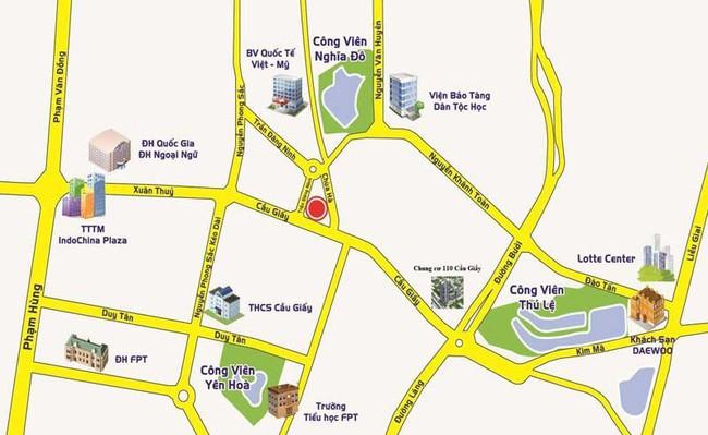 Sở hữu cuộc sống sang trọng, tiện nghi tại trung tâm Hà Nội với chi phí hợp lý