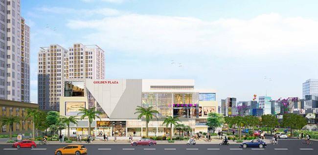 """Đón đầu """"thành phố sân bay"""" với Golden Center City 3"""