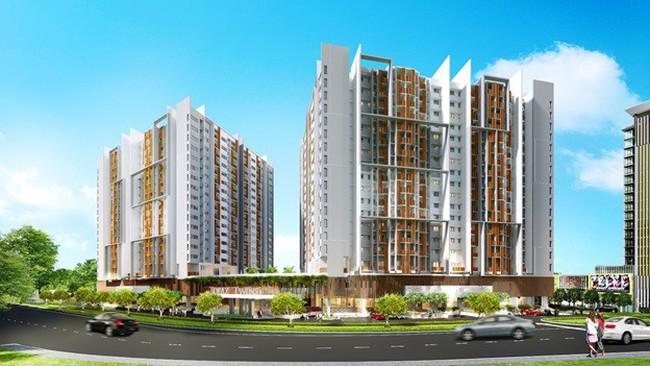 Ra mắt dự án Topaz Twins tại Biên Hòa