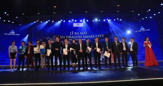 Hơn nghìn khách hàng tham dự lễ ra mắt dự  án Dragon Smart City