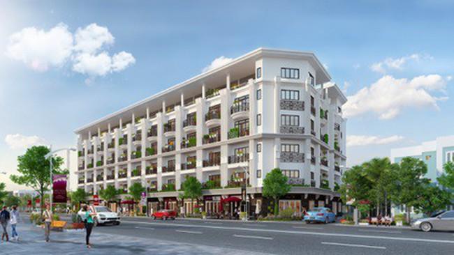 Cơ hội cuối sở hữu nhà phố thương mại địa thế thuận lợi tại quận Hai Bà Trưng