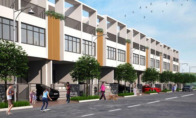 Hạ tầng phát triển làm gia tăng thanh khoản cho các dự án khu Nam Sài Gòn