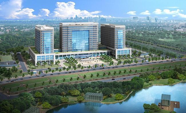 Hé lộ dự án bất động sản thu hút khu vực Mỹ Đình