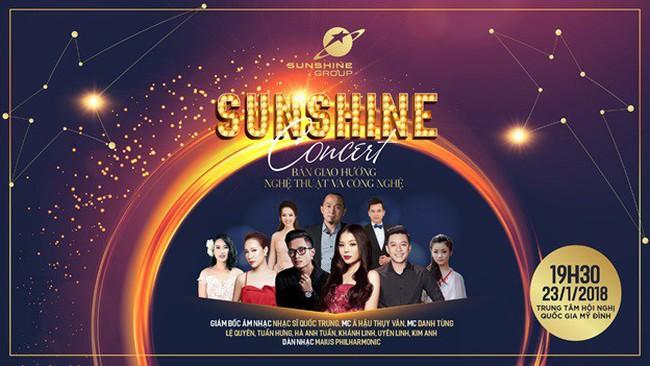 Tri ân khách hàng và đối tác: Sunshine Group tổ chức đại nhạc hội chào xuân 2018