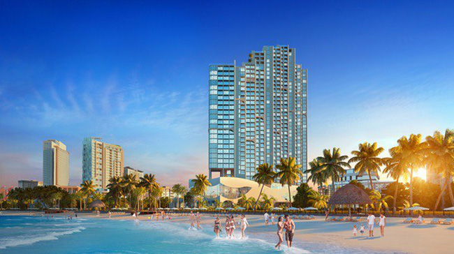 Scenia Bay chính thức ra mắt tại Nha Trang