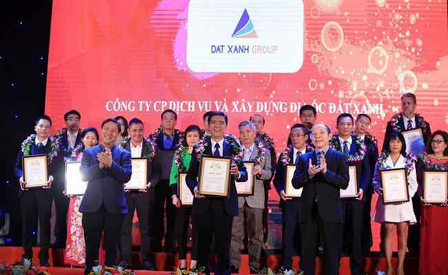 Đất Xanh xuất sắc vinh danh Top 500 doanh nghiệp lớn nhất Việt Nam năm 2017