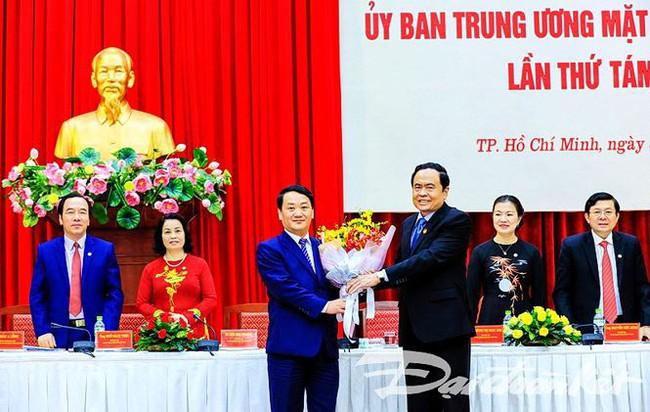 Ông Hầu A Lềnh giữ chức Phó Chủ tịch - Tổng Thư ký UBTƯ MTTQ Việt Nam