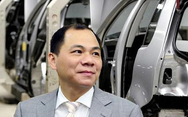 Tỷ phú Phạm Nhật Vượng kể chuyện Vinfast, tiết lộ lý do chọn làm xe hơi thương hiệu Việt