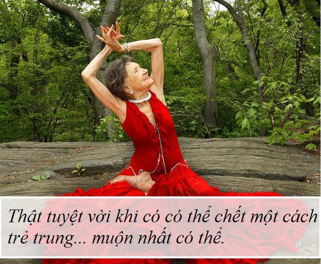 75 tập, 57 năm giảng dạy yoga, cuộc đời của người phụ nữ 99 tuổi này như một cuốn phim tuyệt vời về cuộc sống tươi đẹp