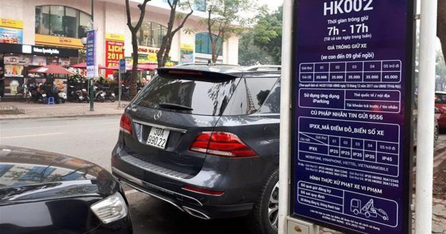 Giá trông giữ xe ở trung tâm Hà Nội tăng đột ngột: Vội vàng và thiếu lộ trình?