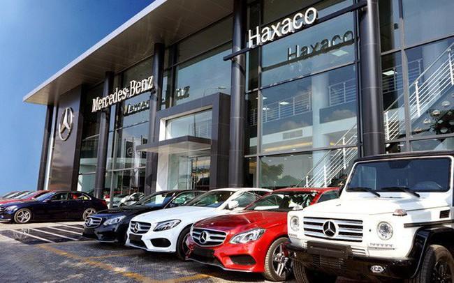 Ô tô Hàng Xanh (HAX): Trả cổ tức, cổ phiếu thưởng tổng tỷ lệ 65%; mục tiêu năm 2018 lãi 116 tỷ đồng