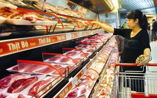 Việt Nam chi gần nửa tỷ USD nhập khẩu thịt