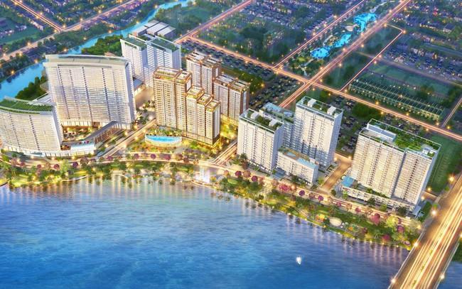 Khởi động thị trường bất động sản 2018, cầu tại Khu Nam Sài Gòn tăng cao