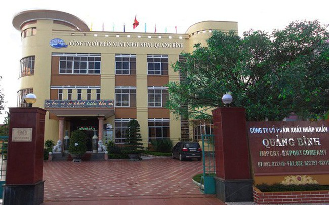 Một NĐT nước ngoài vừa bán hết hơn 5 triệu cổ phiếu của XNK Quảng Bình sau 1 năm làm cổ đông lớn - ảnh 1