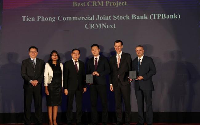 TPBank giành 3 giải thưởng xuất sắc nhất của The Asian Banker trong lĩnh vực ngân hàng số