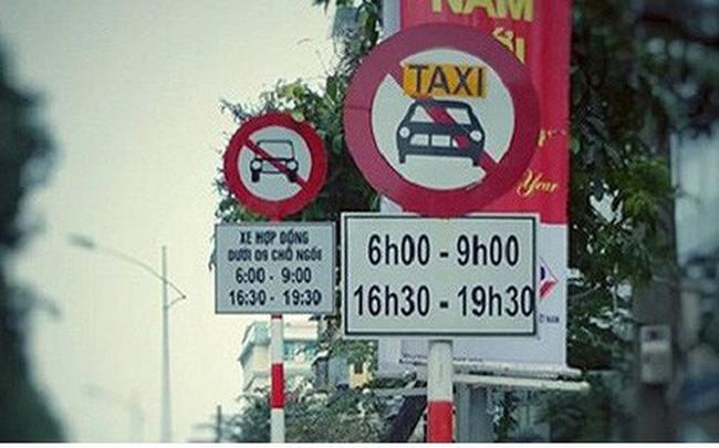 Hà Nội: Cấm 11 tuyến đường chính, nhiều tài xế Uber, Grab bỏ nghề!? - ảnh 1