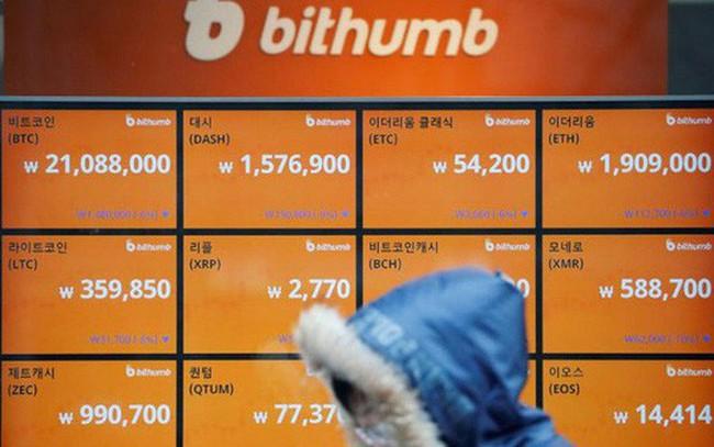 Hàn Quốc chia rẽ sâu sắc vì dự định cấm giao dịch tiền ảo