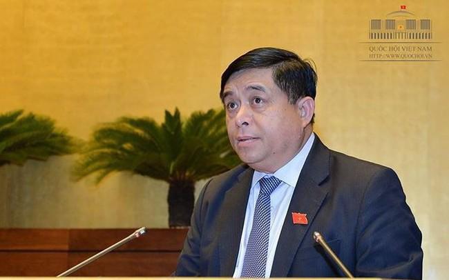 Bộ trưởng KH&ĐT nói 'mạnh dạn từ bỏ lợi ích trong phân bổ vốn'