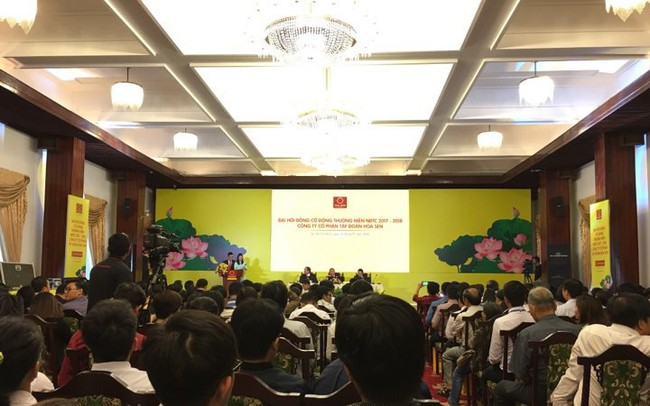 """Chủ tịch Hoa Sen Group: """"Cà Ná là dự án lớn, khi nào cơ quan nhà nước cấp phép thì làm"""""""
