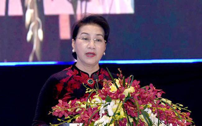 Chủ tịch Quốc hội, Phó Chủ tịch Quốc hội cùng Trưởng ban dân vận Trung ương điều hành Hội nghị Nữ nghị sĩ APPF 26
