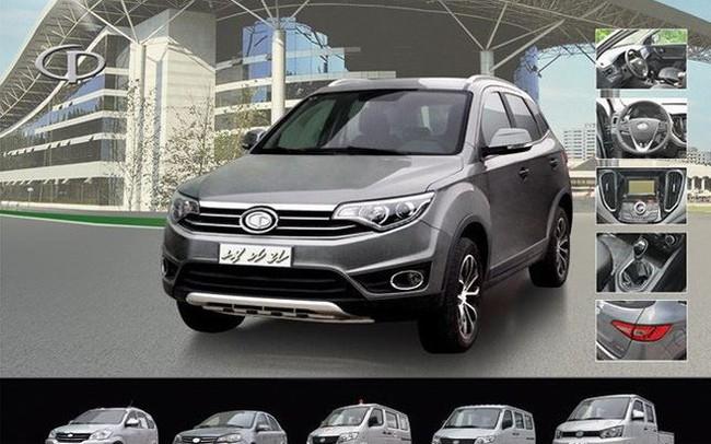 Xuất hiện xe hơi do Triều Tiên sản xuất